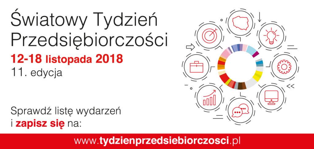 Światowy Tydzień Przedsiębiorczości 2018 | Biuro Rachunkowe Gdynia Kre@tywna Spółka